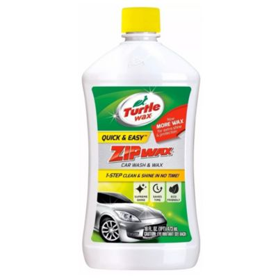 Shampoo para autos zip wax 473 ml