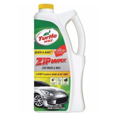 Shampoo para autos zip wax 1.89 lts