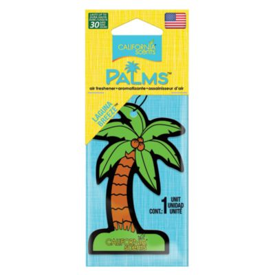 Aromatizador palmera laguna