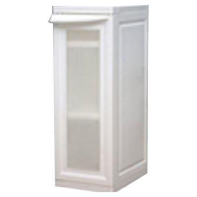 Armario bajo slim con puerta