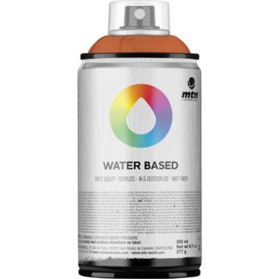 Pintura en aerosol al agua naranja 300 ml