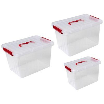 Set cajas tripac x 3 unidades