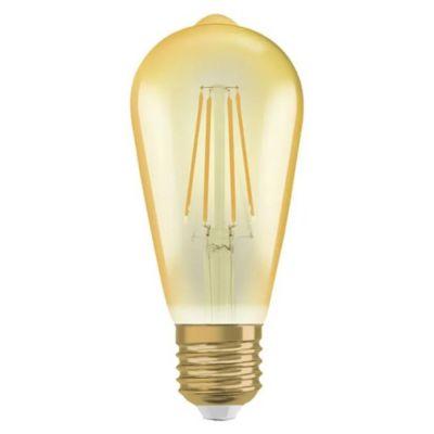 Lámpara LED filamento Ediso 7.5 W Dimerizable