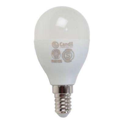 Lámpara LED gota 8 w fría E14