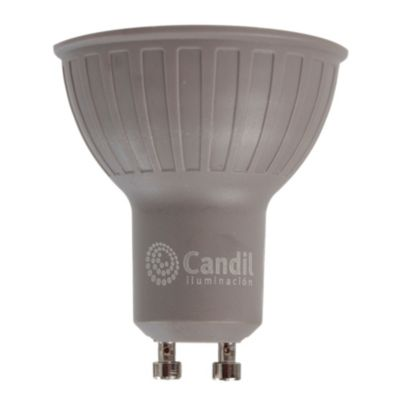 Lámpara LED 7 w cálida GU10