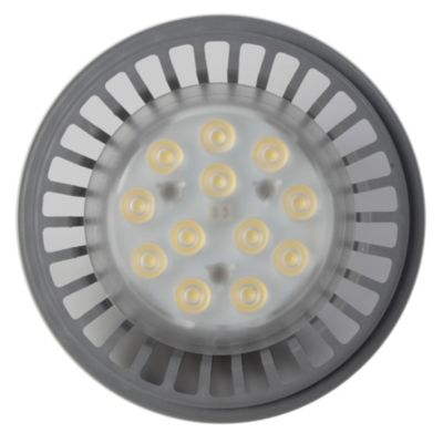 Lámpara LED sil dim 12 w cálida AR111 GU10