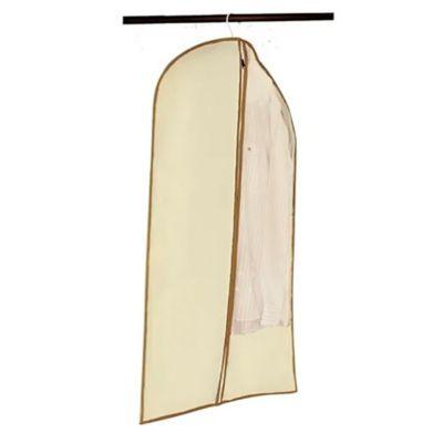 Funda para camisa 60 x 100 cm beige