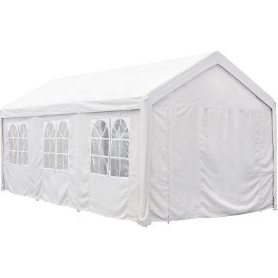 Toldo para exterior Eventos con cortinas 3 x 6 metros