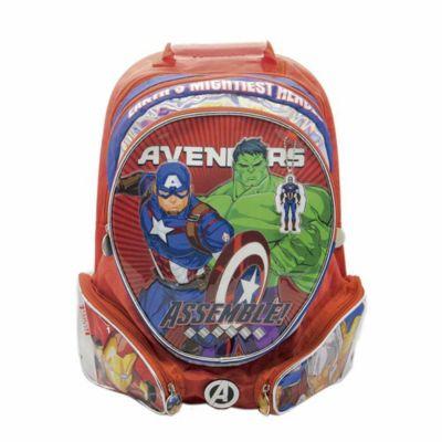"Mochila Avengers 18"""
