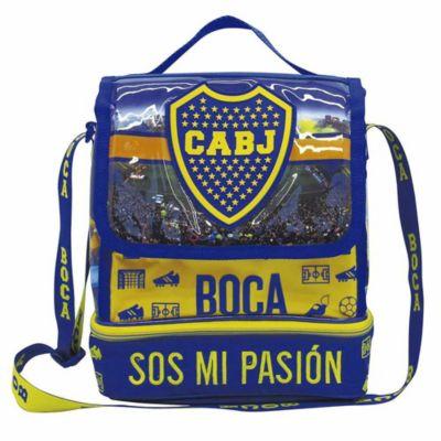 Lunchera Boca Juniors