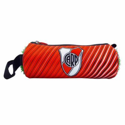 Cartuchera tubo River Plate