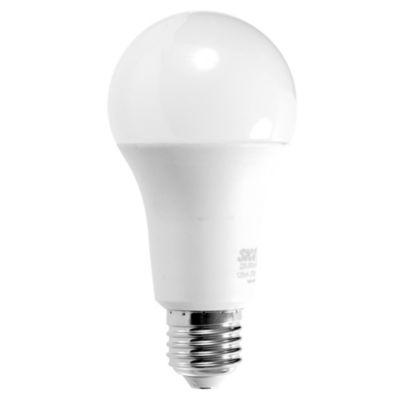 Lámpara LED bulbo 9 W E27 Cálida con Sensor