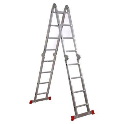 Escalera articulada 4 x 4