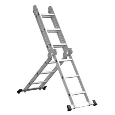 Escalera articulada 4x3