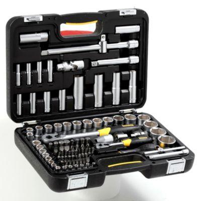 Set de llaves y tubos 96 piezas