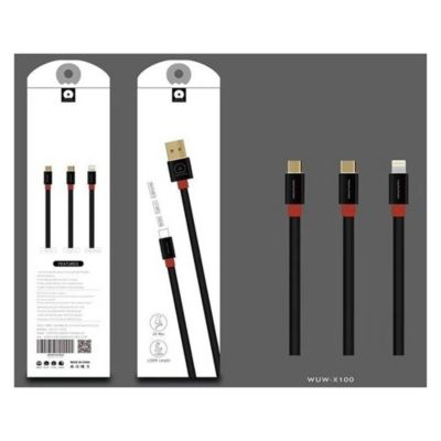 Cable USB tipo C lightning