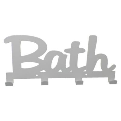 Perchero de pared bath