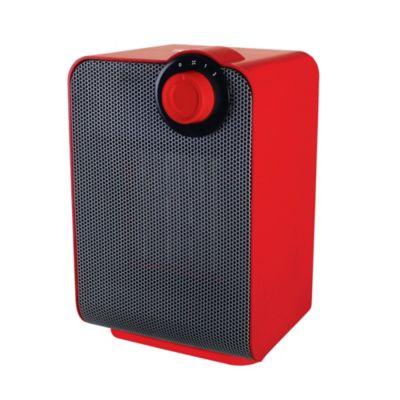 Caloventor 1500 w rojo