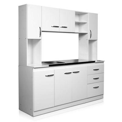 Kit de cocina Arco blanco 1.80 m