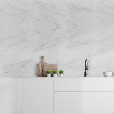 Cerámica de interior 50 x 50 Calacata blanco 2,30 m2