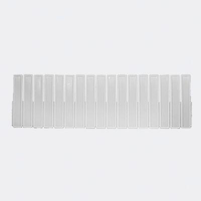 Organizador de cajones 6 x 13 x 43 cm