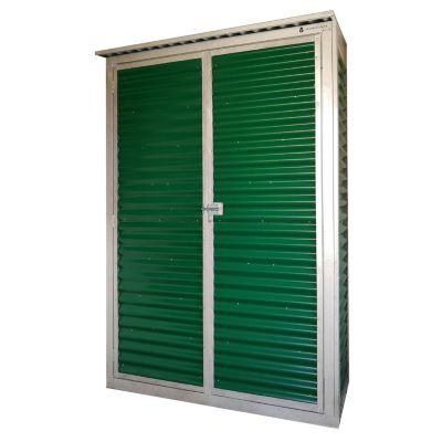Caseta verde 60 x 120 x 210 cm