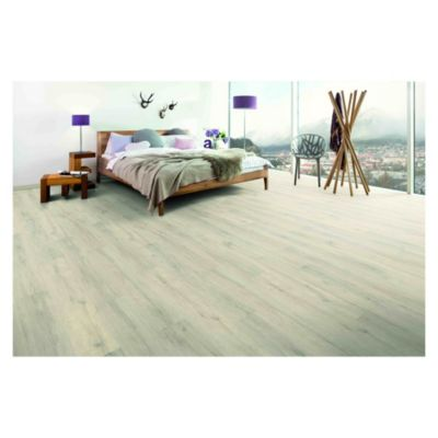 Piso flotante 7 mm Roble Chalky 2.48 m2