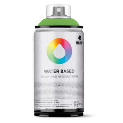 Pintura en aerosol al agua amarillo verde 300 cc