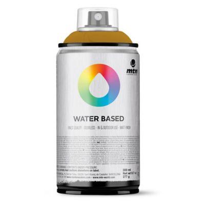 Pintura en aerosol al agua café sienn 300 cc