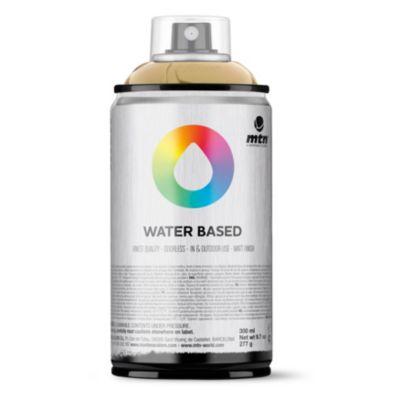 Pintura en aerosol al agua oro marco 300 cc