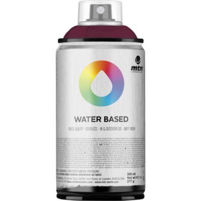 Pintura en aerosol al agua carmin 300 cc