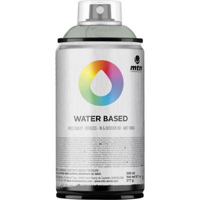 Pintura en aerosol al agua gris light 300 cc