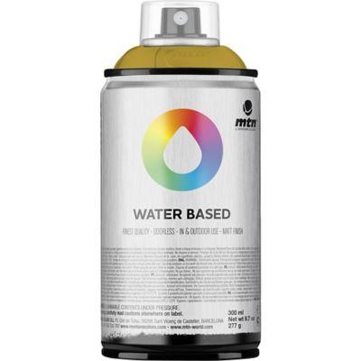 Pintura en aerosol al agua amarillo ocre 300 cc
