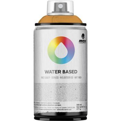 Pintura en aerosol al agua naranja light 300 cc