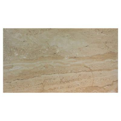 Revestimiento cerámico 31 x 53 Travertino beige 1.65 m2