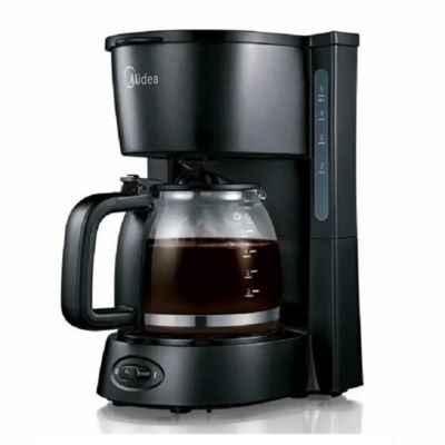 Cafetera  0.75 L negra