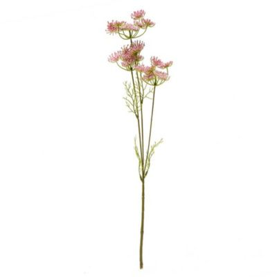 Flor artificial Varas rosa 53 cm