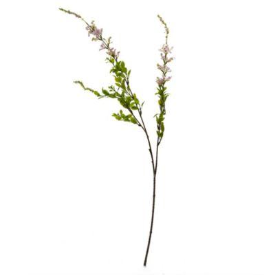 Flor artificial Varas rosa 84 cm