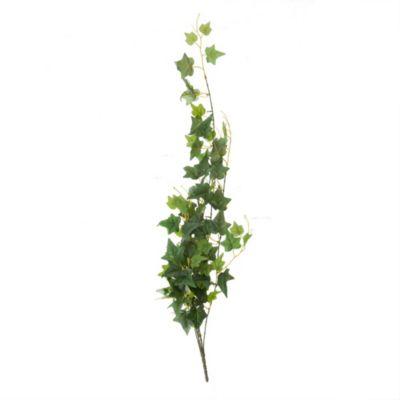 Flor artificial ramas verdes 30 x 98 cm