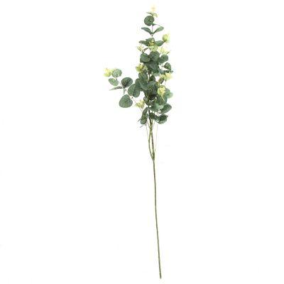 Flor artificial eucalipto 88 cm