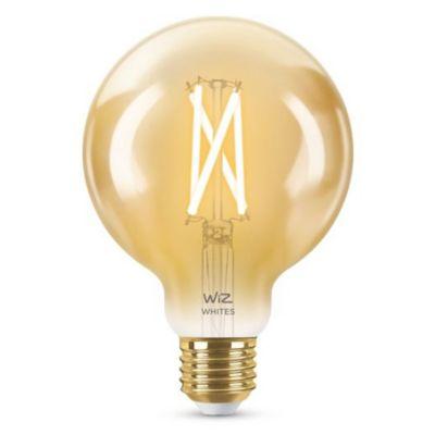 Foco LED Wifi dimmer 6.9W E27 ambar