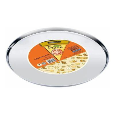 Molde de pizza acero inoxidable 35 cm
