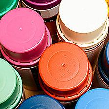 Pinturas en aerosol para plástico