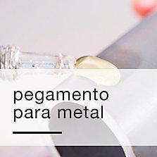 Pegamento para metal