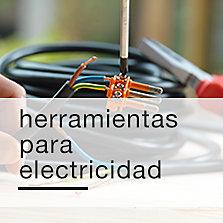 Herramientas para Electricidad