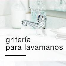 Grifería para lavamanos