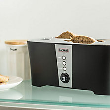 Tostadoras eléctricas y hornos de pan