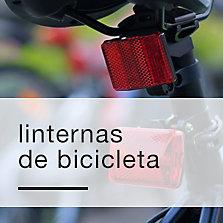 Linternas de bicicleta