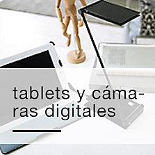 Tablets y cámaras digitales