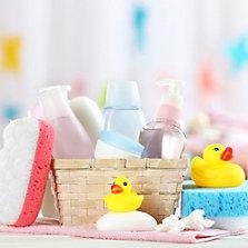 Decoración infantil de baño
